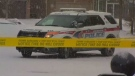 One man was fatally shot on a sidewalk in Markham on Feb. 10, 2017.