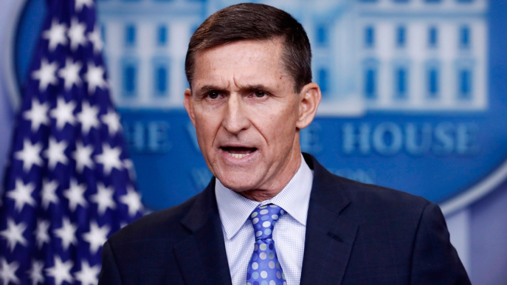 U.S. National Security Adviser Michael Flynn