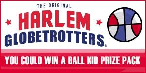 Harlem Globetrotters - Edmonton Contest