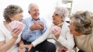 Staying socially active is one of the key ways to boost wellbeing as we age, according to new U.K. research. (Jacob Wackerhausen/Istock.com)