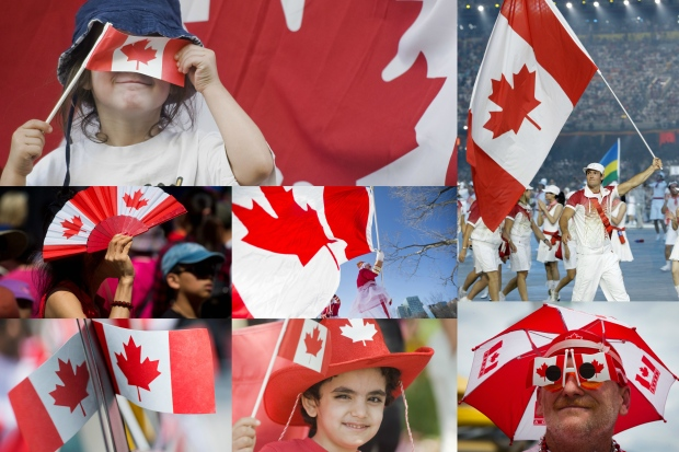 How well do you know the flags of the provinces?