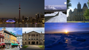 2017 marks a milestone birthday for Canada. The country is turning 150. So what better time to test your Canadian-ness? Think you know the origins of Canada's provincial and territorial capital names? Take this test to find out. (File Photos)