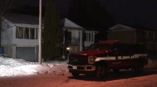 Fire at home in Waterloo