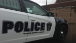 Sarnia Police are asking the public for information on a single vehicle crash on Mayfair drive in the early hours of Saturday, Feb. 11, 2017.