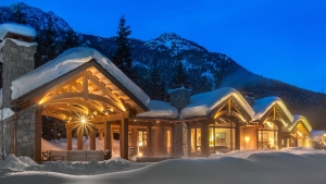 "Ever wanted a sneak peek inside a $19.9-million Whistler, B.C. luxury home? This nine-bedroom, 7.5-bathroom, more than 9,700-square-foot mansion comes with a guest house and separate staff residence. The home has stunning mountain views, is located on more than 5.5 acres of land, and features a hot tub, infinity pool, and nearly 2,000 square-feet of outdoor living space. <a href=""http://www.realestateinwhistler.com/real-estate-listing/5425-stonebridge-drive-whistler/"" target=""_blank"">(John Ryan/Whistler Real Estate Corporation).</a>"