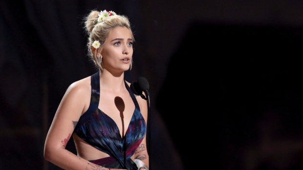 Paris Jackson Advocates for the #NoDapl (and Beyoncé) At The Grammys