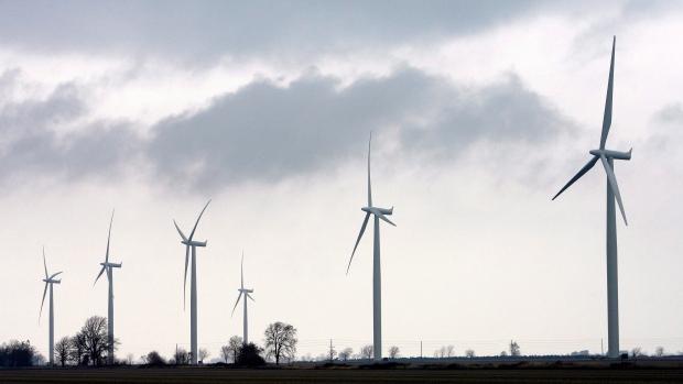 Ontario wind farm