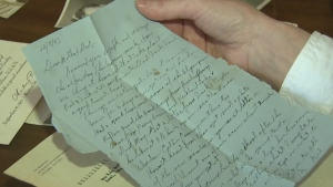 MacMillan's letters from the war
