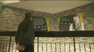 CTV Montreal: Metro exhibit