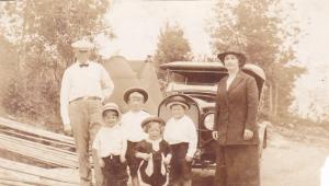 Hugh Coles MacMillan's family found