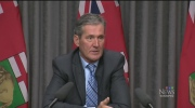 Jeff Keele on how Premier Brian Pallister said in