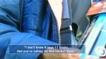 Shoplifting scheme caught on hidden camera