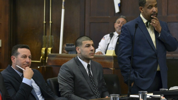 Jury Selection Begins in Aaron Hernandez's Double-Murder Trial