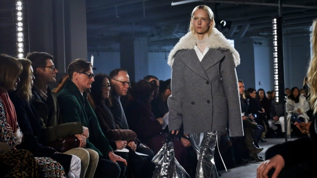 Fashion collection from Proenza Schouler