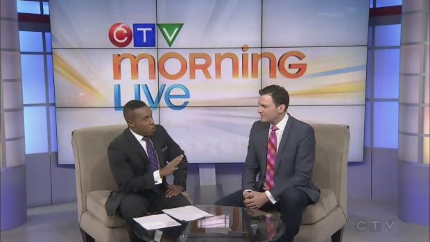 CTV Morning Live: Evan Solomon | CTV Toronto News