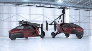 PAL-V Flying Car (PAL-V International B.V.)