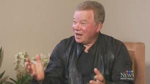 CTV Montreal: Shatner returns