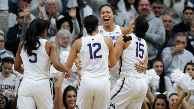 UConn women's basketball goes for 100th straight win tonight