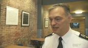 Montreal police chief Philippe Pichet