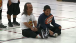 Travelling team taking stand against bullying