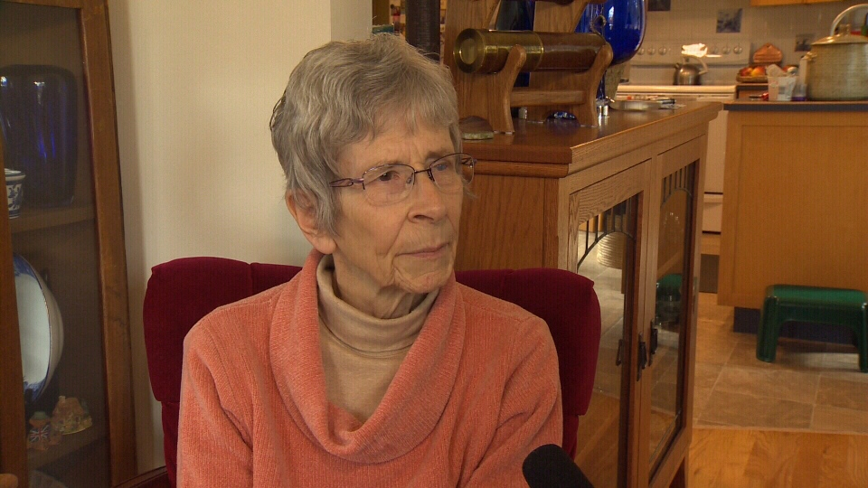 Paddi Wood is among 12 people in B.C. who have pushed to get the drug covered. Feb. 14, 2017 (CTV Vancouver Island)