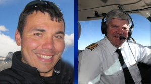 MRU flight instructors Jeff Bird and Reyn Johnson were killed in a plane crash west of Calgary on February 13, 2017. (Courtesy: Facebook & MRU)