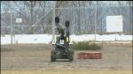 Bomb disposal training