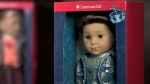 Meet Logan: First 'American Girl' boy doll