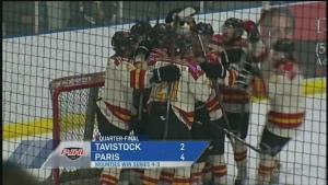 Tavistock, Paris battle in Game #7