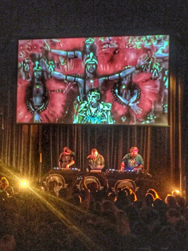 A Tribe Called Red performing at Chicago's Lincoln Hall (W5 / Kevin Newman)