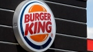 This June 20, 2012 file photo shows signage at a Burger King restaurant in Indianapolis. (AP Photo/Michael Conroy, File)