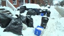Sandy Hill garbage