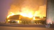 CTV Ottawa: Barn Fire in Gatineau