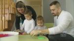 orangeville family, autism funding