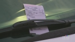 Unpaid parking tickets proving costly for city