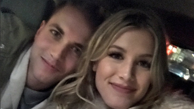 Eugenie Bouchard Goes Through With Date After Super Bowl Twitter Bet