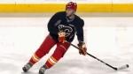 Matt Bartkowski - Calgary Flames tryout