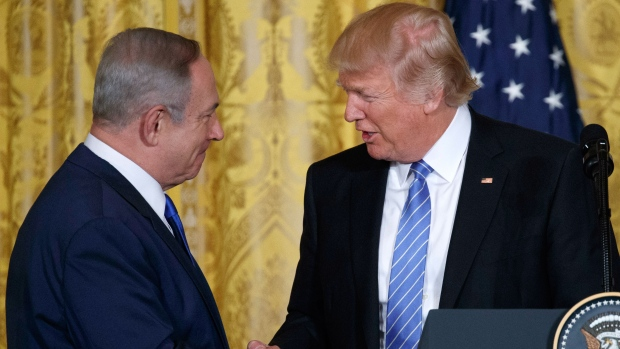 Israel demands explanation from White House after spat over Trump trip