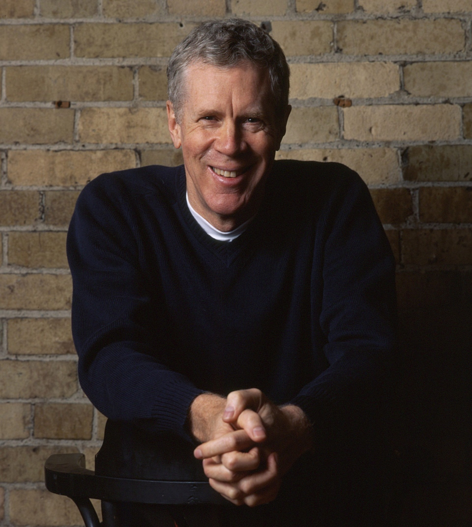 Stuart McLean is shown in an undated handout image. (THE CANADIAN PRESS/HO-CBC MANDATORY CREDIT)