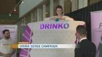 Alberta's DrinkSense campaign