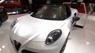 CTV News Channel: New Alfa Romeo model