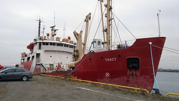 Candian Coast Guard Ship Tracy for sale