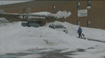 CTV Atlantic: N.S. digs out again after another wi