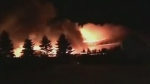 $1,000 reward for info in Wellington County fires