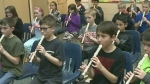 Regina symphony links up with elementary students