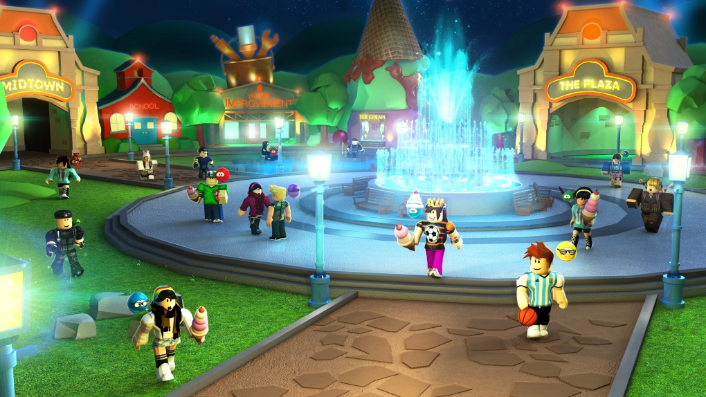 Roblox: Alarm over 'sickening' virtual sex acts in app for kids