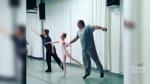 CTV Montreal: Dad ballet