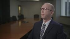 Inspector Dave Dubnyk of Alberta's ICE Unit