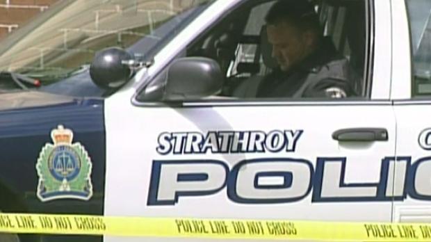 Strathroy Police