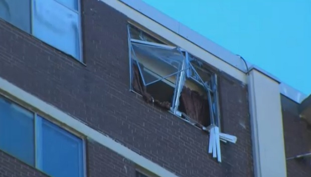 2 suspects charged in Toronto apartment building explosion